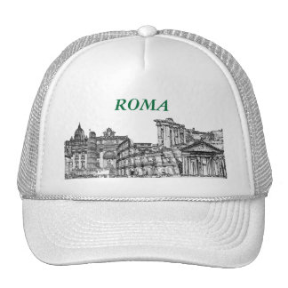Roma, Rome... travel souvenir gifts Cap