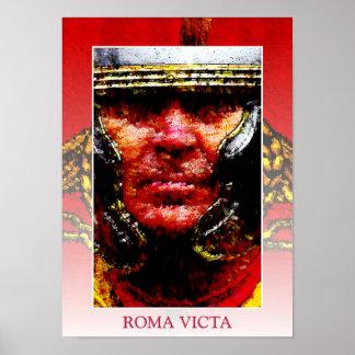 ROMA VICTA POSTER