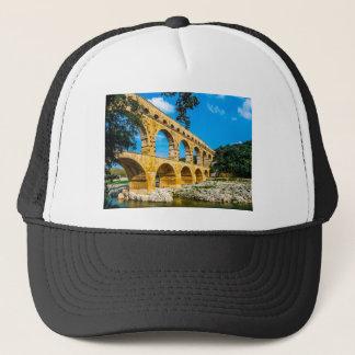 Roman Aquedct Trucker Hat