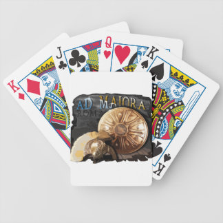 Roman Army - Legionary Bicycle Playing Cards