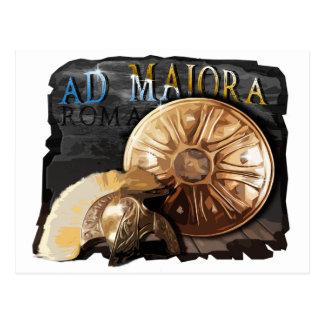 Roman Army - Legionary Postcard