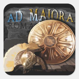 Roman Army - Legionary Square Sticker