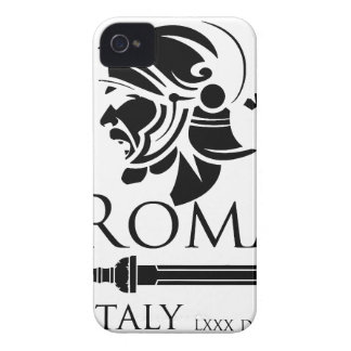 Roman Army - Legionary with Gladio Case-Mate iPhone 4 Cases