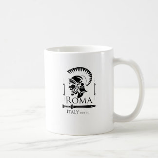 Roman Army - Legionary with Gladio Coffee Mug