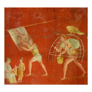 Roman Art Print