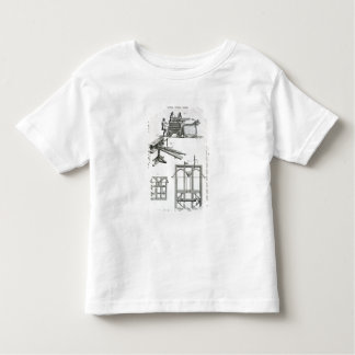 Roman Ballistic Machinery, from the 'Encyclopedie Toddler T-Shirt