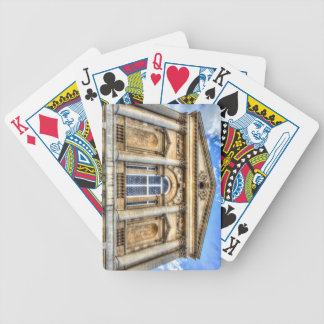 Roman Bath Bicycle Playing Cards