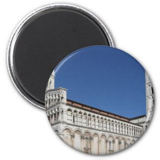 Roman Catholic basilica church 6 Cm Round Magnet