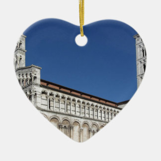 Roman Catholic basilica church Ceramic Ornament