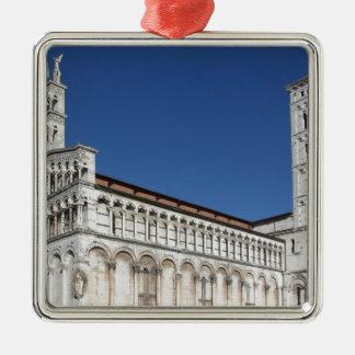 Roman Catholic basilica church Metal Ornament