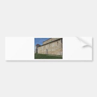 Roman Catholic basilica church of San Pietro Bumper Sticker