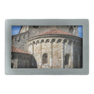 Roman Catholic basilica church San Pietro Apostolo Belt Buckle