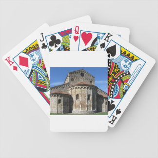 Roman Catholic basilica church San Pietro Apostolo Bicycle Playing Cards