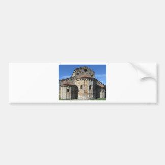 Roman Catholic basilica church San Pietro Apostolo Bumper Sticker