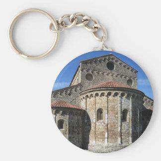 Roman Catholic basilica church San Pietro Apostolo Key Ring