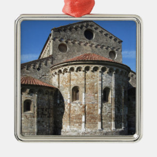 Roman Catholic basilica church San Pietro Apostolo Metal Ornament
