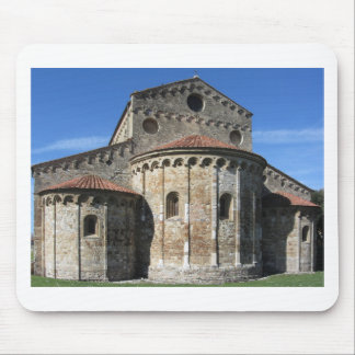 Roman Catholic basilica church San Pietro Apostolo Mouse Pad