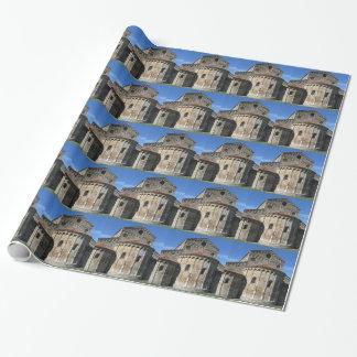 Roman Catholic basilica church San Pietro Apostolo Wrapping Paper