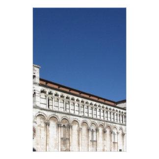 Roman Catholic basilica church Stationery Paper