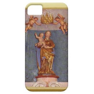 Roman Catholic shrine to Mary, France iPhone 5 Cases
