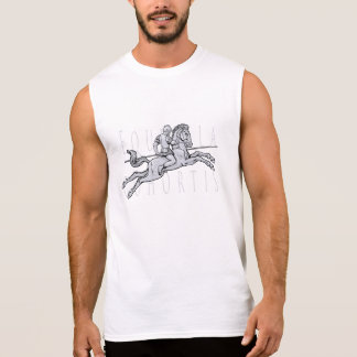 Roman Cavalry Charger (Equites Ala Cohortis) Sleeveless Shirt