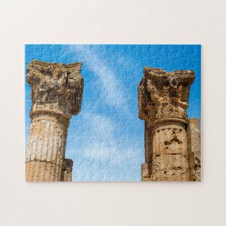 Roman City Ruins Jigsaw Puzzle