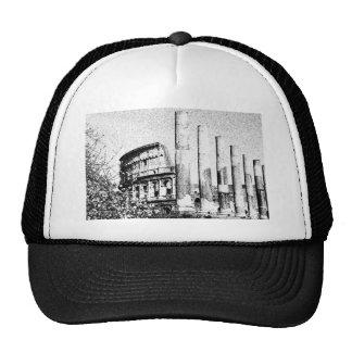 Roman Coliseum, Rome Italy Trucker Hats