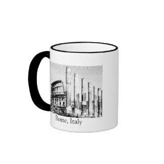 Roman Coliseum, Rome Italy Coffee Mug