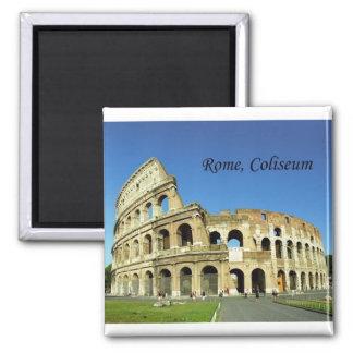 Roman Coliseum (St.K.) Square Magnet