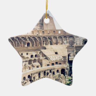 Roman Colosseum and Forum - Ornament