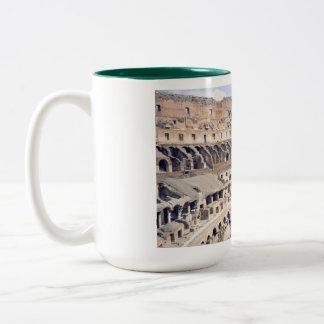Roman Colosseum Coffee Mug