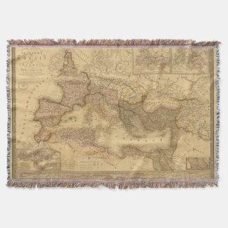 Roman Empire 2 Throw Blanket