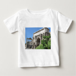 Roman Forum Arch Of Titus - Rome, Italy Baby T-Shirt