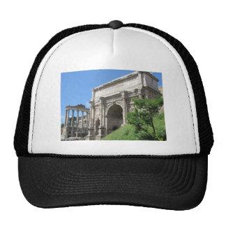 Roman Forum Arch Of Titus - Rome, Italy Cap