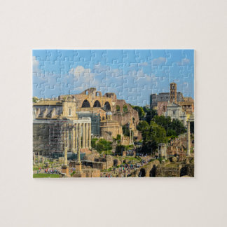 Roman Forum in Rome Jigsaw Puzzle