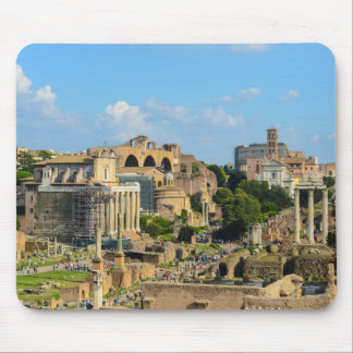Roman Forum in Rome Mouse Pad