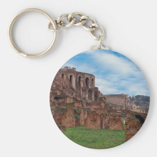 roman forum key chains