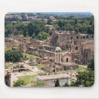 Roman Forum Mouse Pad
