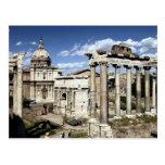 Roman Forum, Rome, Italy Postcard