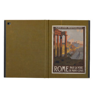 Roman Forum Vintage Travel Advertisement