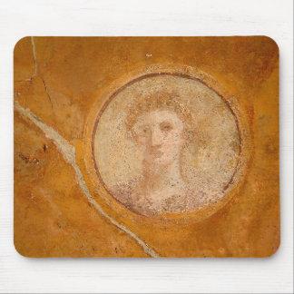 Roman Fresco Pompeii Mousepad
