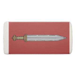 Roman Gladius Eraser