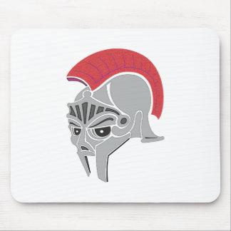 Roman helmet novel helmet mouse pads