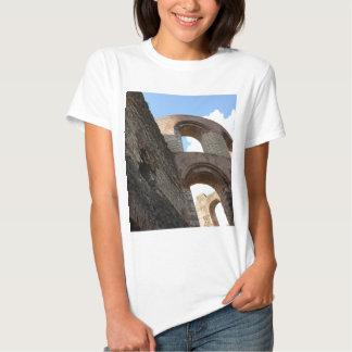 Roman Imperial Baths Trier Tshirts