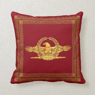 Roman Imperial Eagle Pillow
