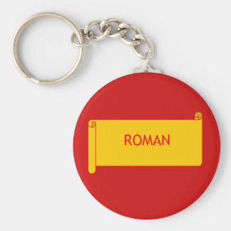 """""""ROMAN"""" Key Chain"""