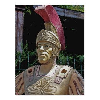 Roman Legionairre Postcard