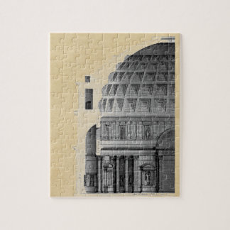 Roman Pantheon Classical Architecture Jigsaw Puzzle