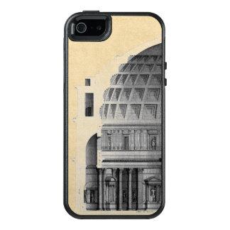 Roman Pantheon Classical Architecture OtterBox iPhone 5/5s/SE Case