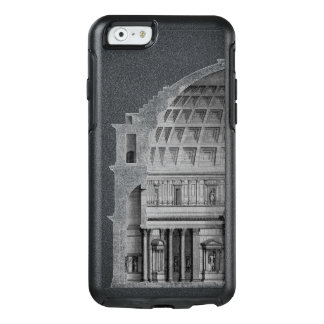 Roman Pantheon Classical Architecture OtterBox iPhone 6/6s Case